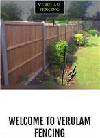 Verulam Fencing
