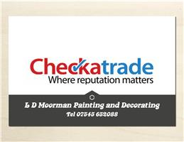 L D Moorman Painting and Decorating