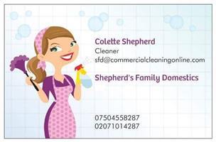 Shepherd's Family Domestics