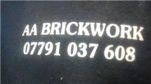 AA Brickwork