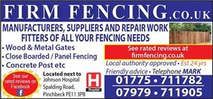 Firm Fencing