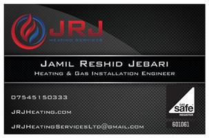 J.R.J. Heating Services Ltd