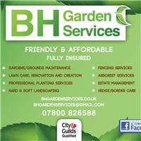 B H Garden Services