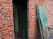 New Frame & Gate
