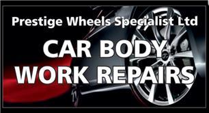 Prestige Wheels Specialist Ltd - Car Bodywork Repairs