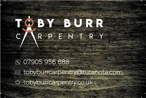 Toby Burr Carpentry