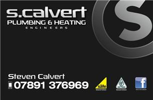 Steven Calvert Plumbing and Heating