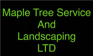 Maple Tree Service and Landscaping Ltd