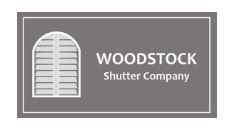 Woodstock Shutter Company Ltd