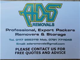 ADS Removals