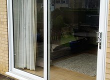 Upvc sliding patio