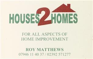 Houses 2 Homes