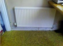 inefficient radiator