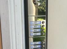 New videx door entry system