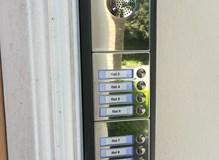 New videx door entry system