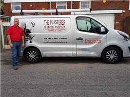 The Plasterer Steve Hardy