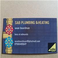 SAB Plumbing and Heating