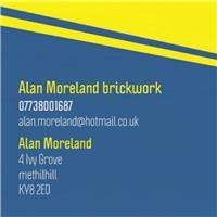 Alan Moreland Brickwork