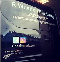 R Whetton Plastering