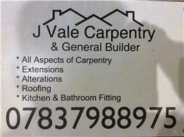 J Vale Carpentry and General Builder