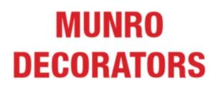 Munro Decorators