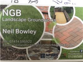 N G B Landscape Groundworks