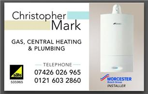 Christopher Mark Gas, Central Heating and Plumbing