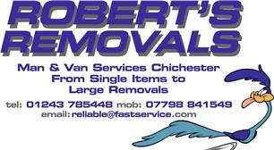 Robert's Removals Logistics & Storage Services