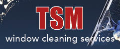 TSM Window Cleaning Services