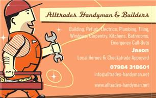 All Trades HandyMan and Builders