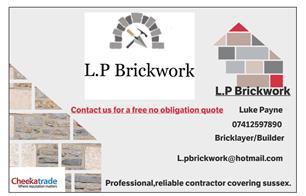 L.P Brickwork