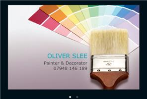Oliver Slee Painting and Decorating