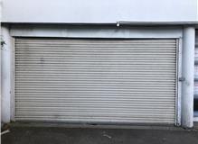 Roller shutter Before