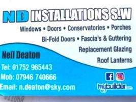 ND Installations SW Ltd