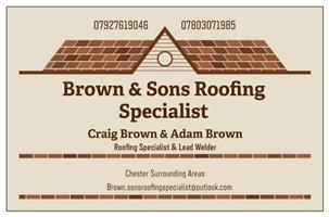 Brown & Sons Roofing