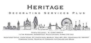 Heritage Decorating Services Plus Ltd