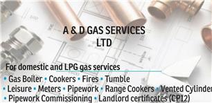 A & D Gas Services Ltd