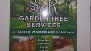 S & K Garden Tree Services