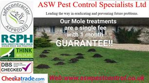 ASW Pest Control Specialists Ltd