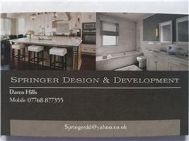 Springer Design and Development