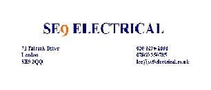 SE9 Electrical