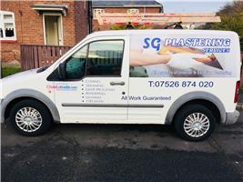 SG Plastering Services