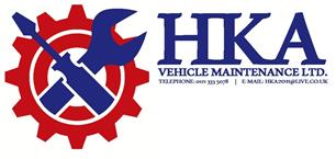 HKA Vehicle Maintenance