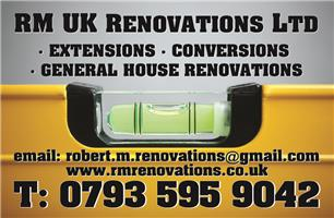 RM UK Renovations Ltd