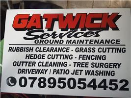Gatwick Services Ground Maintenance
