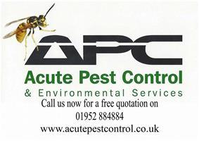 Acute Pest Control
