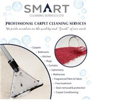 Smart Cleaning and Maintenance Services Ltd
