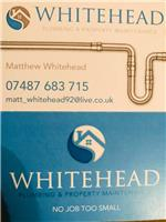 Whitehead Plumbing and Property Maintenance