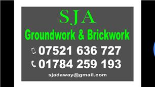 SJA Groundwork & Brickwork