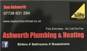 Ashworth Plumbing and Heating